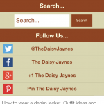 The Daisy Jaynes Mobile
