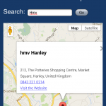 Find Shops Nearby