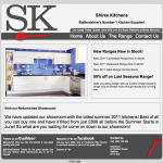 Shire Kitchens Homepage
